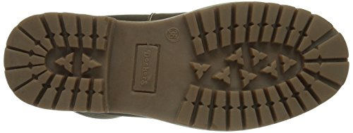 Dockers by Gerli 358400-071010 Unisex-Kinder Combat Boots Braun (chocolate  010)