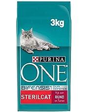 Purina ONE BIFENSIS Sterilcat kattendroogvoer, voor gecastreerde katten, gezonde stofwisseling