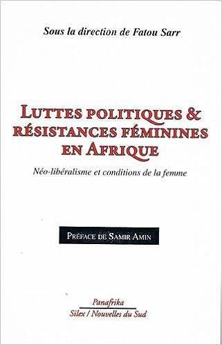 En ligne téléchargement gratuit Luttes Politiques & Resistances Feminines en Afrique pdf ebook