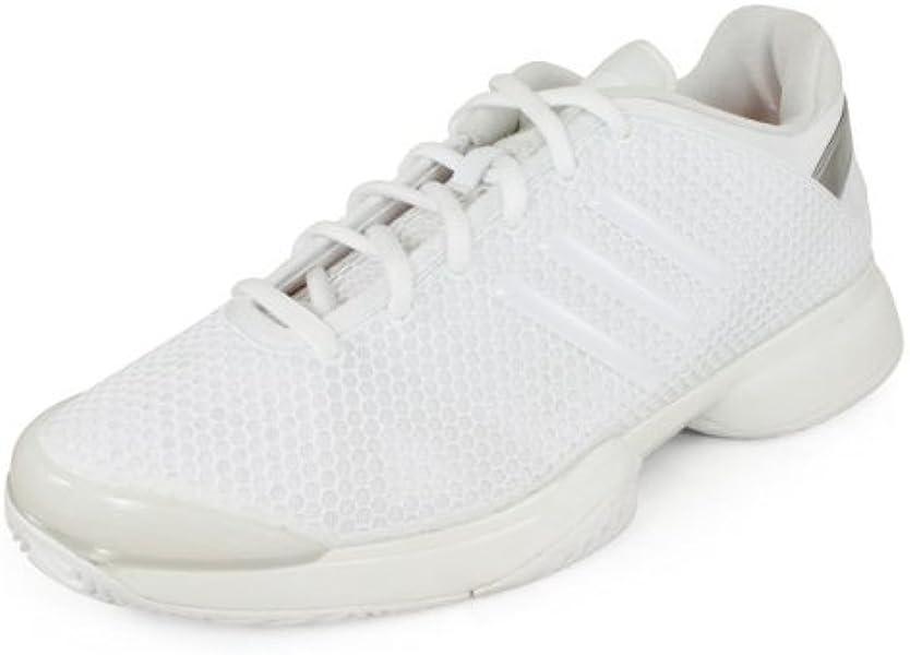 half off 5cebc 2ccb9 Adidas Barricade 8 Stella McCartney Women s Tennis Shoe (Women s Size ...