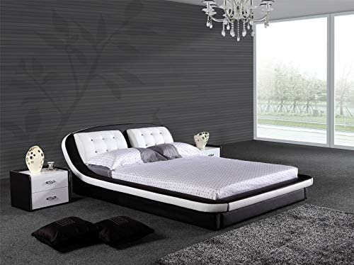Greatime B2002 Platform Bed King
