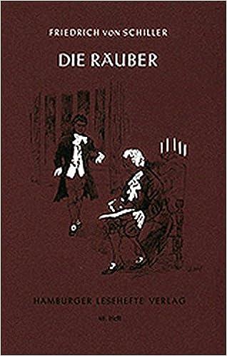 Book Die Räuber