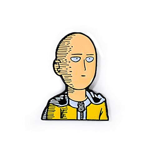 Saitama Pin Anime Series ONE Punch Man Pin