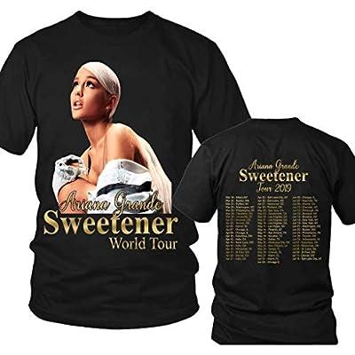 Vintage Ariana Sweetener Grande World Tour Gift For Fans Unisex T-shirt - Premium T-shirt - Hoodie - Sweater - Long Sleeve - Tank Top
