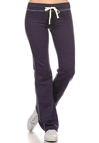 Comfy Fleece Drawstring Jogger Pockets