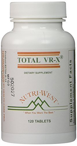 Nutri-West - Total VR-X - Formerly Total Virx - 120 by - Palm Malls West