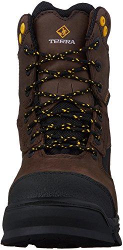 Terra Menns Aerial Work Boot Brown
