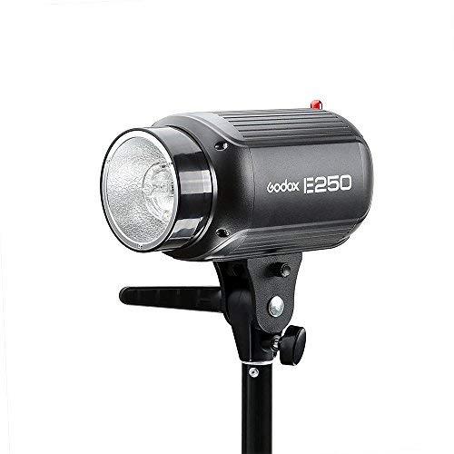 GODOX E250 250W GN53 PHOTO Studio Strobe Flash Head Light Lighting