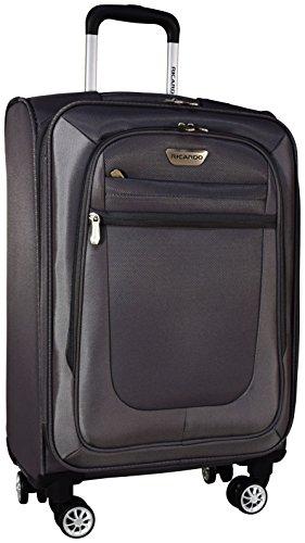 ricardo-eureka-wheelaboard-deluxe-superlight-21-luggage-spinner-carry-on-graphite