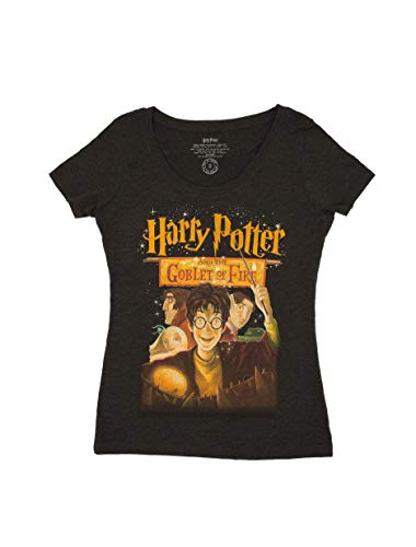 Out of Print Harry Potter and The Goblet of Fire Women's Shirt XX-Large
