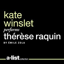 Thérèse Raquin Audiobook by Emile Zola Narrated by Kate Winslet