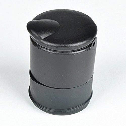 EUEMCH 1台のPC車の灰皿のごみの硬貨の貯蔵のコップの容器の灰皿車の形の普遍的なサイズ