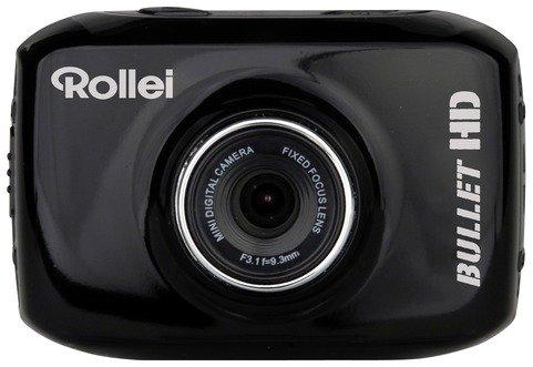 Rollei Youngstar Actioncam, Action-, Sport- und Helmkamera, ideal für Kinder und Jugendliche - Schwarz