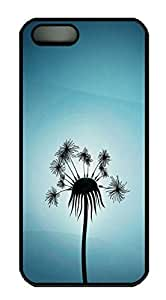Dandelion HAC1014151 Custom PC Hard For SamSung Galaxy S6 Phone Case Cover Black