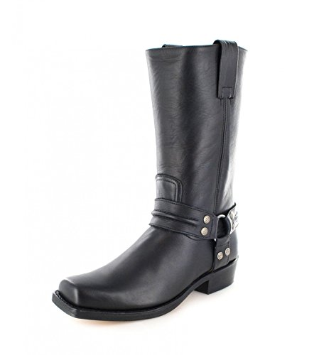 different colours biker versions Boots Black Boots in amp; Sendra Boots 2380 FqZwZPY