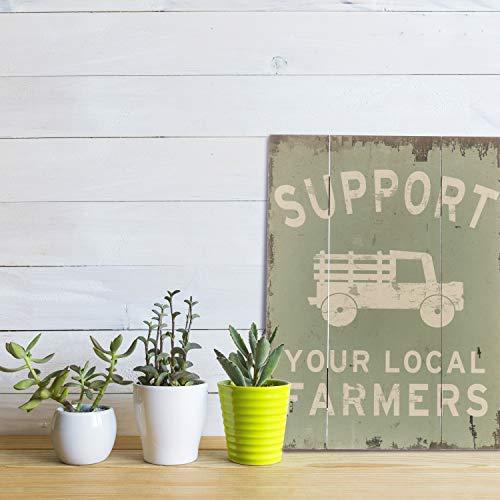 Buy farm wood sign vintage