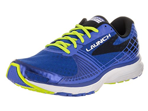 Running 3 de Brooks Brooks Lime Chaussures Punch Homme Electric Blue Black Launch wIwq5FB7