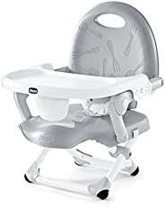Chicco Pocket Snack Booster Seat, Grey