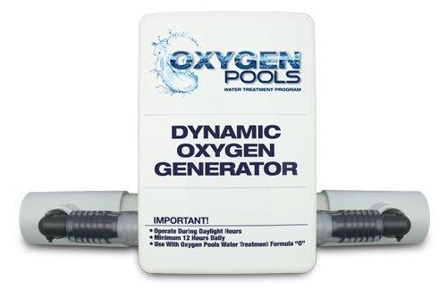 Oxygen Pools Chlorine Free Pool Treatment System