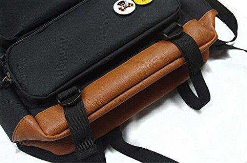 Bookbag College 2 Backpack Bag Neighbor Daypack Totoro School Khaki My Bag Cosplay Anime CYwAXAq