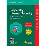 Kaspersky Internet Security 3 Device/1 Year [Key Code] 2018 (3-Users)
