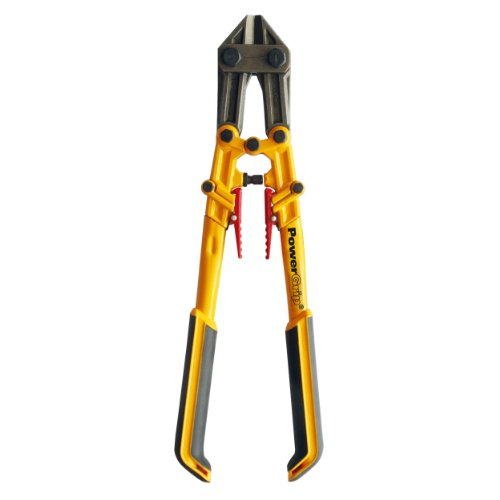 Olympia Tools 39-114 Power Grip Bolt Cutter, (Lock Cutter)