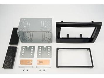 De doble DIN de instalación Juego de tapacubos - FIAT BRAVO - bj. a partir de 07 - Juego de Instalación de paneles - Doble DIN Dispositivos: Amazon.es: ...