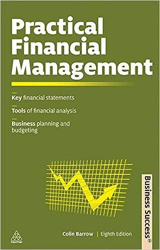 practical financial management business success amazon co uk