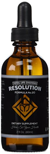 TLC Iaso Resolution Drops Formula No. 20 by Total Life Changes