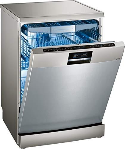 Siemens SN278I36TE 13/Lave-vaisselle autonome 13 cycles /écran tactile Argent Noir 60 cm efficacit/é /énerg/étique A+++