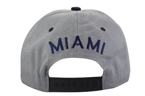 Miami Angeles New Flittner Baseball Snapback Casquette Cap Los Designs amp; noir casquette Gris Alex York AZqtBwZ