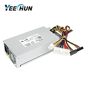 YEECHUN 220W Power Supply for Dell Inspiron 3647 660s Acer X1420 X3400 eMachines Gateway Series Delta DPS-220UB A Liteon H220AS-00 L220AS-00 L220NS-00 PS-5221-03DF R82HS 650WP FXV31 P3JW1 TTXYJ OR5RV