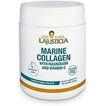 ANA MARIA LAJUSTICIA Marine Collagen with MANGNESIUM and Vitamin C