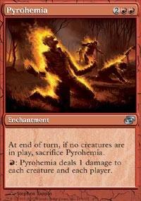Magic: the Gathering - Pyrohemia - Planar Chaos