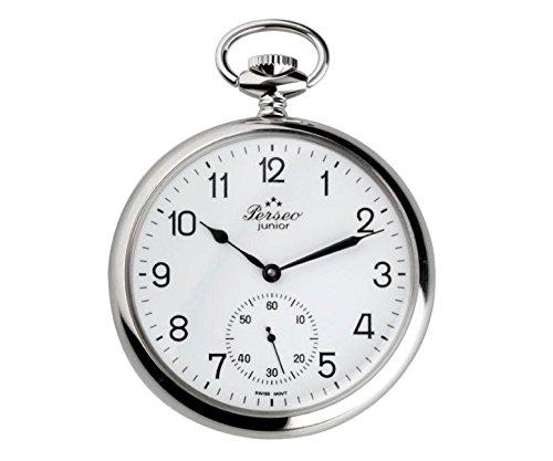 Orologio da tasca Perseo 16200 carica manuale svizzera ETA immatricolato  0190 Amazon.it Orologi