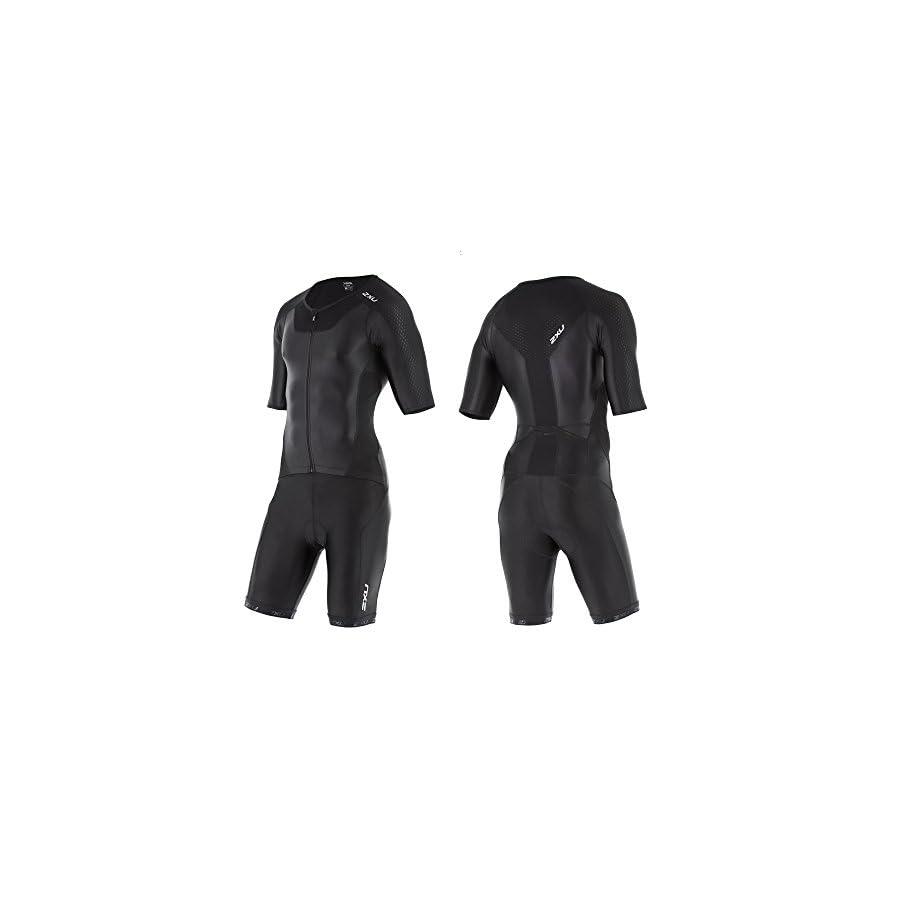 2XU Men's X Vent Full Zip Trisuit