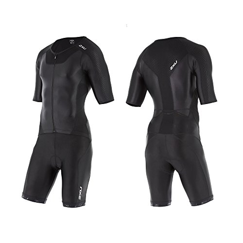 2XU Men's X Vent Full Zip Trisuit