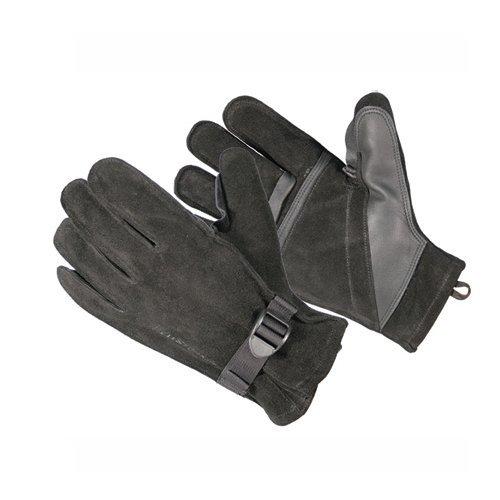 Rope Fast Gloves - BLACKHAWK! Men's Black Python Advanced Light Rappel Gloves (Black, Medium)