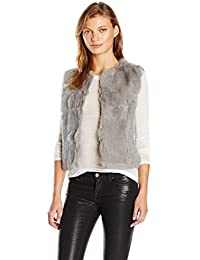 Women's Plush Fur Vest