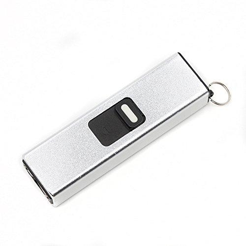 Red Scorpion 1502 Mini USB Keychain Stun Gun 6 Billion Volts