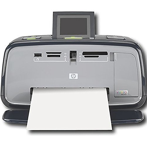 HP Photosmart A617 Compact Photo Printer by HP
