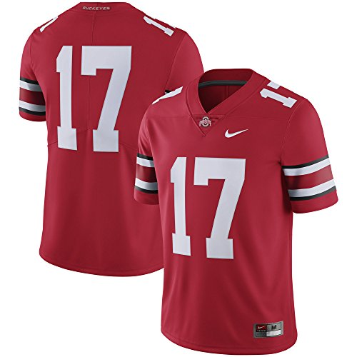 - Ohio State Buckeyes Agent #17 Football Jersey - Small