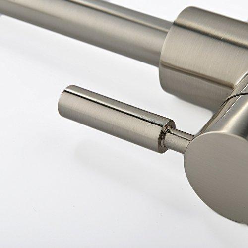 Comllen Best Commercial Brushed Nickel Stainless Steel