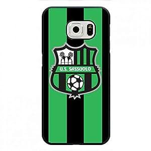 Samsung Galaxy S6 Edge Funda of Unione Sportiva Sassuolo Calcio Srl Design,Premium Samsung Galaxy S6 Edge Unione Sportiva Sassuolo Calcio Srl Back Funda