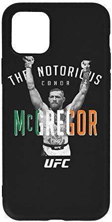Conor Mcgregor UFC コナー・マクレガー Iphone 11 用 ケース 新型 アイフォン スマホケース 保護ケース 携帯電話の殻 携帯電話カバー おしゃれ 透明TPU シリコンケース カバー 脱着簡単 耐衝撃 衝撃吸収カバー 滑り止め 黄変防止