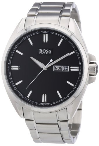 Hugo Boss Stainless Quartz 1512878 Basic Facts