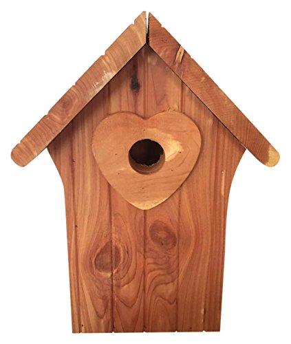 Cedar Green NM070 The Nesting Bird House