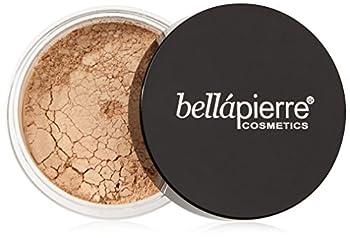 Bella Pierre Mineral Foundation, Latte, 0.3-Ounce