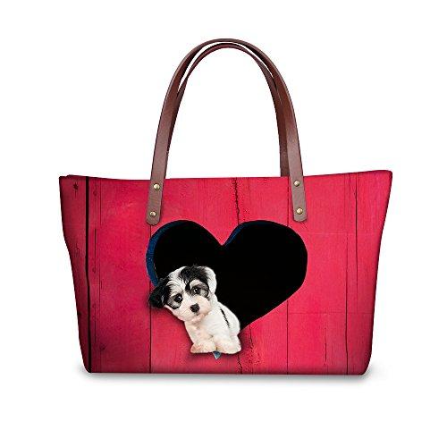 Top Handle FancyPrint Tote Handbags Shopping Bages Dfgcc1829al Satchel Women xFH6XIqwnH