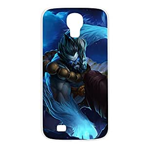 Udyr-004 League of Legends LoL Ipod Touch 5 Plastic White
